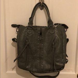 Handbags - Gray purse